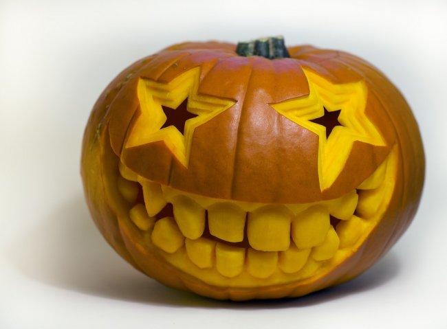 Как правильно вырезать тыкву на Хэллоуин