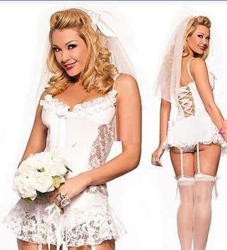 Выбираем костюм невесты на Хэллоуин