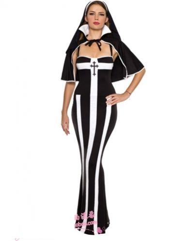 Выбираем костюм монахини на Хэллоуин
