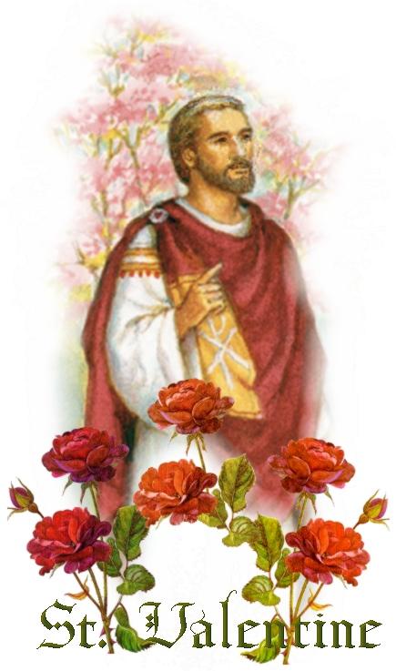 Кто такой Святой Валентин и что за праздник 14 февраля